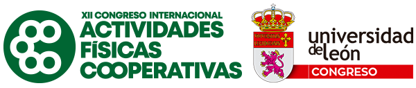 XII Congreso Internacional de Actividades Físicas Cooperativas